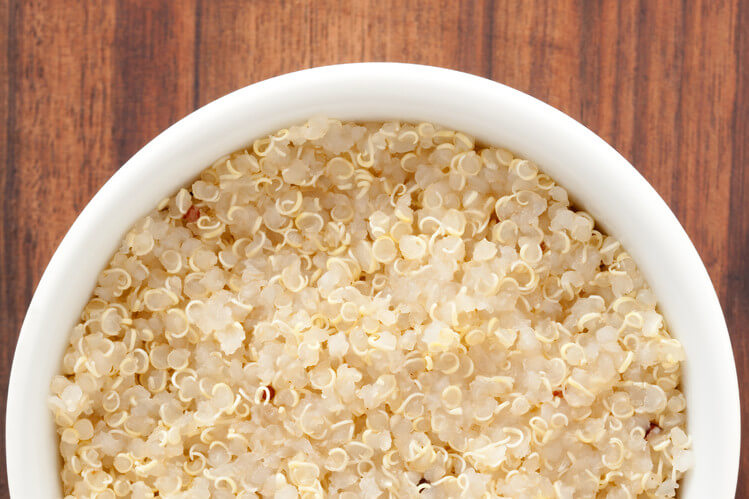 eating a bowl of quinoa daily could save your life