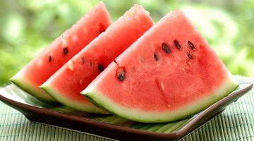 Eating Seeded Watermelon Could Possibly Save Your Life