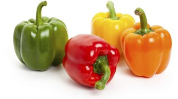 Green Bell Peppers Are Just Unripe Versions Of Yellow, Orange And Red Peppers