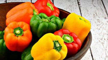 Red Bell Peppers Have Amazing Benefits For People Looking To Treat High Blood Pressure