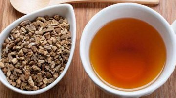 Drinking Burdock Tea Is A Near Perfect Response To Eliminating Acne