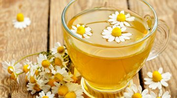 Drinking Chamomile Tea Is Great To Calm Anxiety