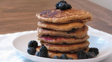 6 Of The Healthiest Alkaline Pancakes You Can Eat In Place Of Unhealthy Ones Made From Wheat
