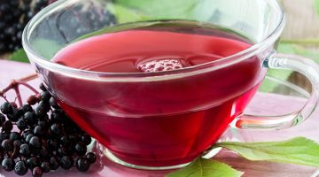 Elderberry Tea Is An Effective Alkaline Remedy For This Cold And Flu Season