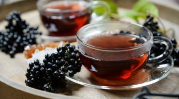 Consuming Elderberry Tea Is An Excellent Source To Boost Immune System