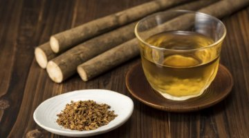 Burdock Root Tea Is A Great Drink To Cleanse Your Blood, Protecting Body From Many Diseases