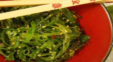This Is 8 Of The Best Eye-Opening Explanations About Why You Should Eat Wakame