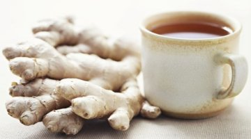Ginger Tea Relieves Mild And Severe Muscle Pain, According To Studies