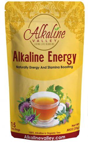 Alkaline Energy Tea (15 Tea Bags)