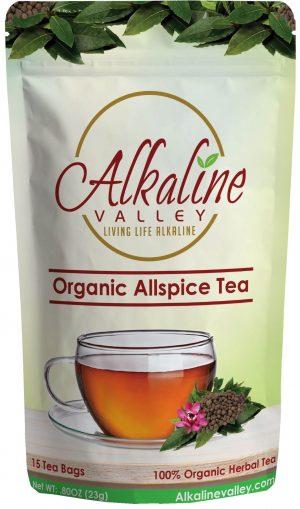 Organic Allspice Tea (15 Tea Bags)