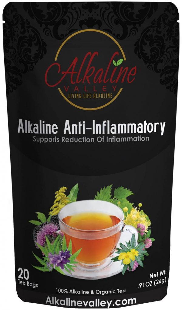 Antiinflammatory tea