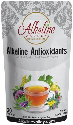 Alkaline Antioxidants Tea (20 Tea Bags)
