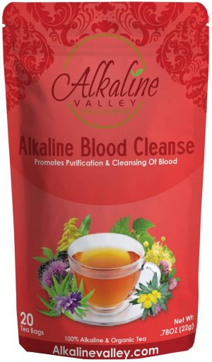 Alkaline Blood Cleanse Tea (20 Tea Bags)