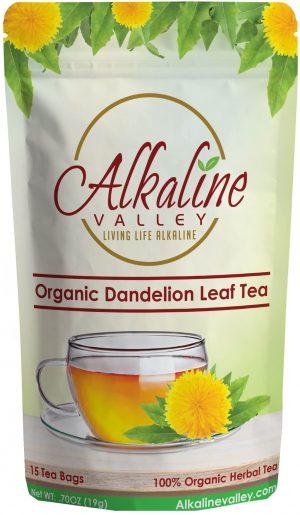 Organic Dandelion Leaf Tea (15 Tea Bags)
