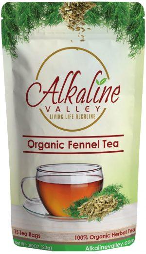 Organic Fennel Seed Tea (15 Tea Bags)