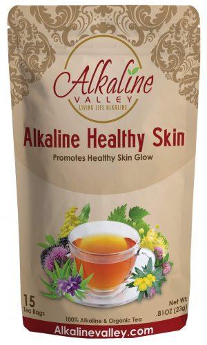 Alkaline Healthy Skin Tea (15 Tea Bags)