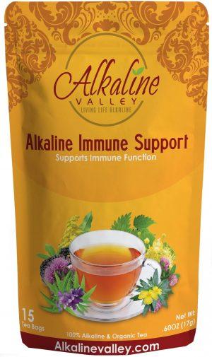 Alkaline Immune Support Tea (15 Tea Bags)