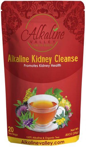 Alkaline Kidney Cleanse Tea (20 Tea Bags)