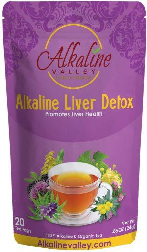 Alkaline Liver Detox Tea (20 Tea Bags)