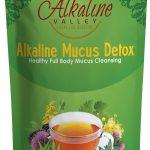 mucus detox tea