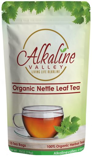 Organic Nettle Leaf Tea (15 Tea Bags)