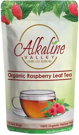 Organic Raspberry Leaf Tea (15 Tea Bags)