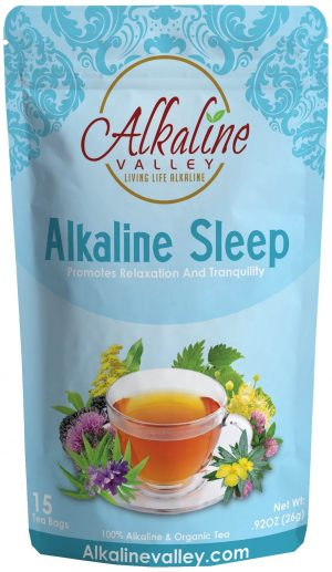 Alkaline Sleep Tea (15 Tea Bags)