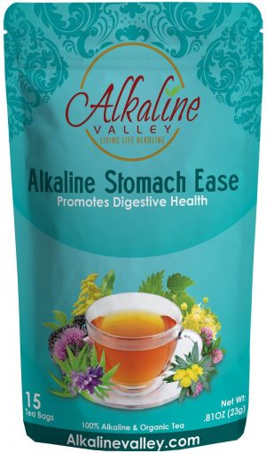 Alkaline Stomach Ease Tea (15 Tea Bags)