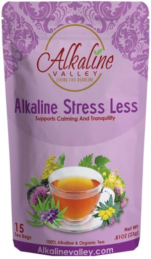 Alkaline Stress Less Tea (15 Tea Bags)