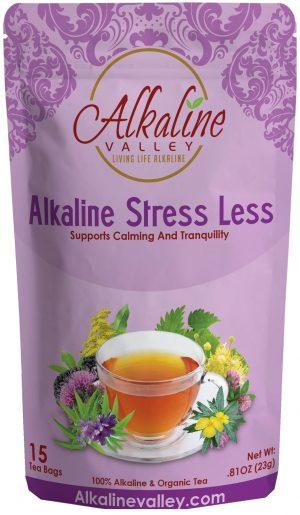 Alkaline Stress Less Tea (15 Tea Bags)