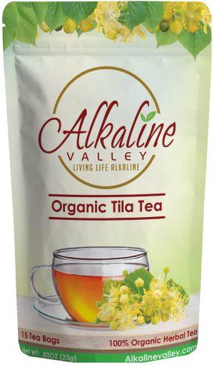 Organic Tila Tea (15 Tea Bags)