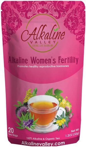 Alkaline Women's Fertility Tea (20 Tea Bags)