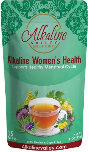 Alkaline Women's Health Tea (15 Tea Bags)
