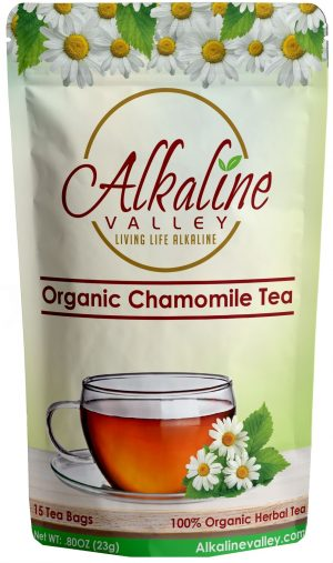 Organic Chamomile Tea (15 Tea Bags)